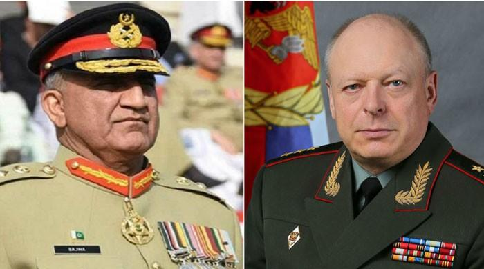 Moscow keen to expand military cooperation with Pakistan, Russian commander tells COAS