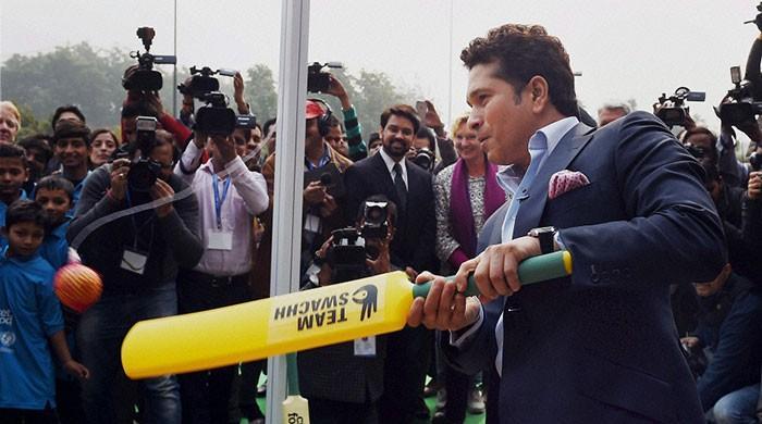 Tendulkar fans fume over Cricket Australia's birthday wish for Fleming