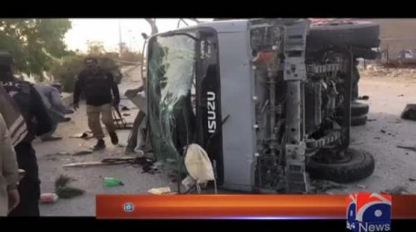 Five police personnel martyred in Quetta suicide bombing