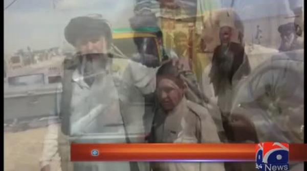 Kidnappings in Pakistan being controlled from Afghanistan