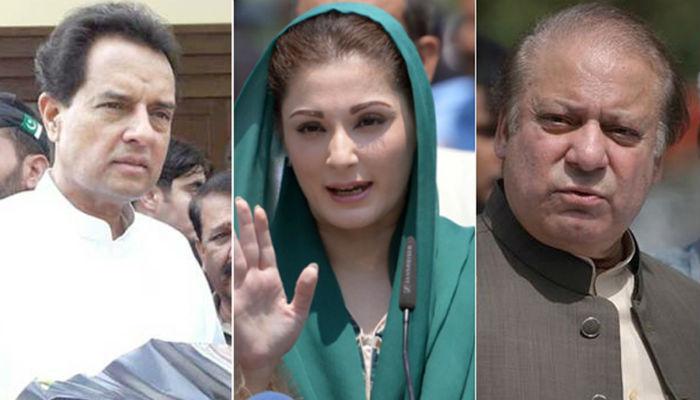 Nawaz Sharif-Maryam Nawaz back to Pakistan