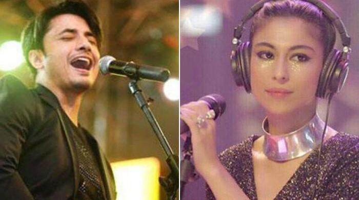 Meesha Shafi's legal team receives Ali Zafar's Rs1 billion legal notice