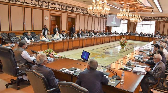 Federal Cabinet ratifies decisions taken by Cabinet Committee on Energy