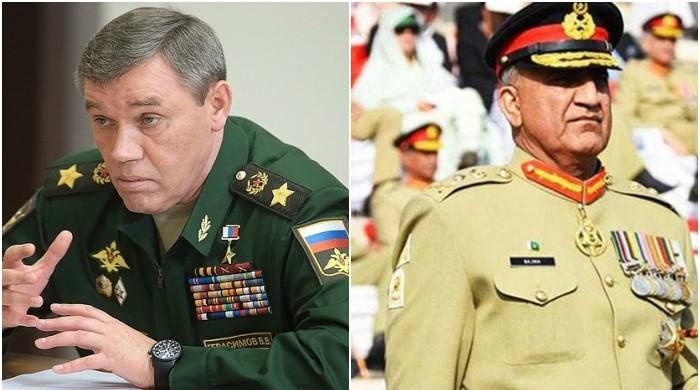 Russia willing to play role in Pak's peace efforts in Afghanistan: Gen Gerasimov tells COAS