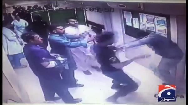 Karachi doctor, cronies assault patient and family