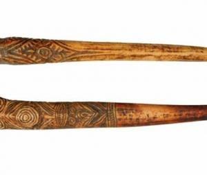 In New Guinea, human thigh bone daggers were hot property: study
