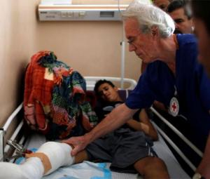 At Gaza's largest hospital, the wounded keep coming