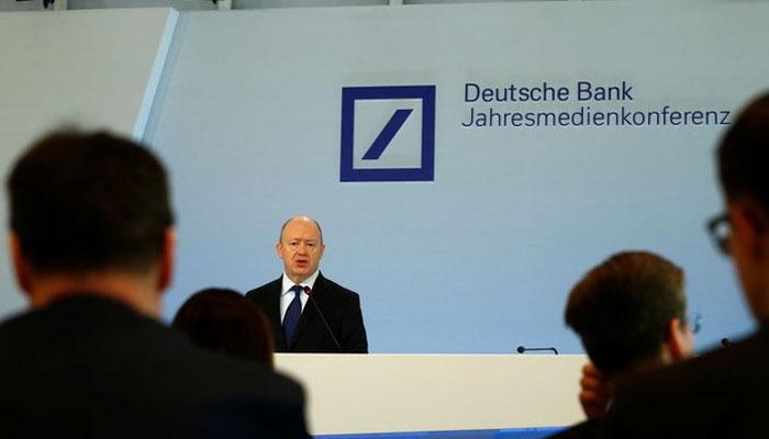 Deutsche Bank announces major overhaul of investment bank