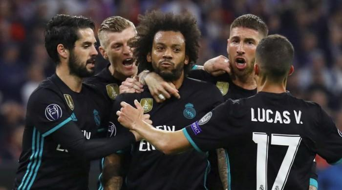 Real Madrid snatch 2-1 comeback win at Bayern