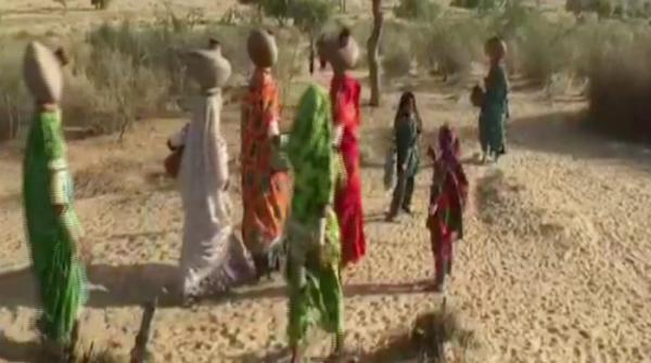 Searching for water in Thar