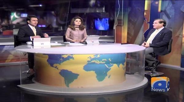News Alert: Mali Saal 2018,Hakumat Ki Karkardagi Kaisi Rahi?Mian Zahid Hussain Se Guftugu. Geo News