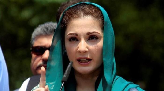 Khawaja Asif disqualified in fixed match: Maryam Nawaz