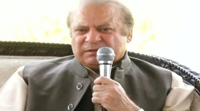 Nawaz says no compromise anymore on 'respect of vote'