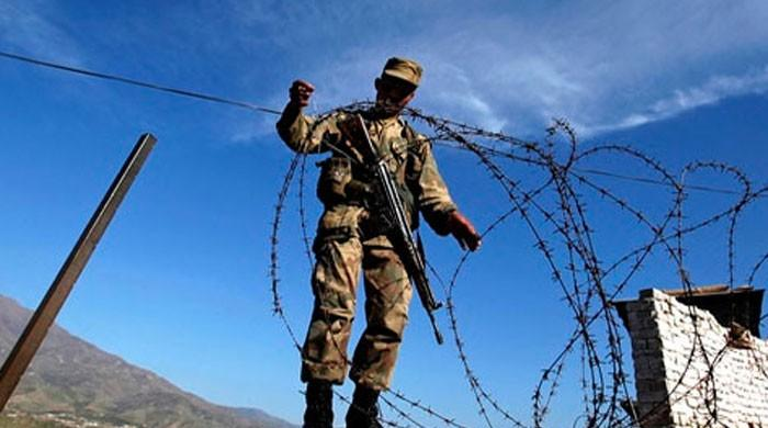 Soldier martyred, three terrorists killed in Mohmand Agency: ISPR