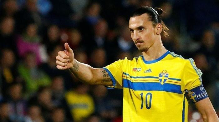 Sweden rules out Ibrahimovic's World Cup return