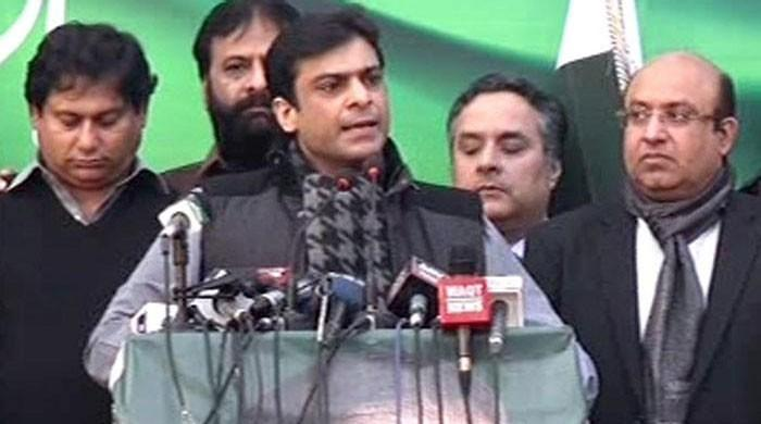 Imran vowed not to shake hands with Zardari but voted for his candidate: Hamza
