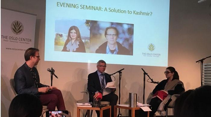 Miseries of Kashmiris should end now, says former Norwegian PM Magne Bondevik
