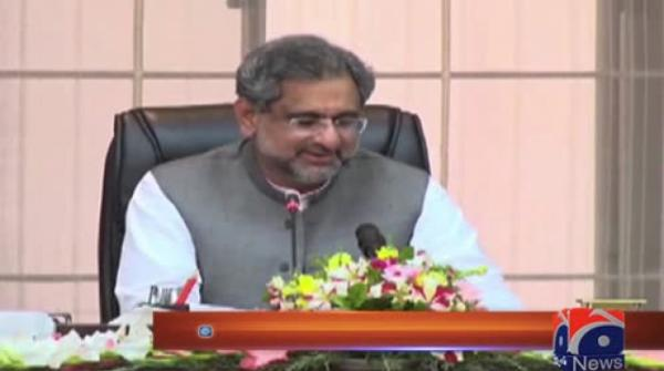 PM Abbasi expresses anger over NAB's interference in executive's affairs: sources