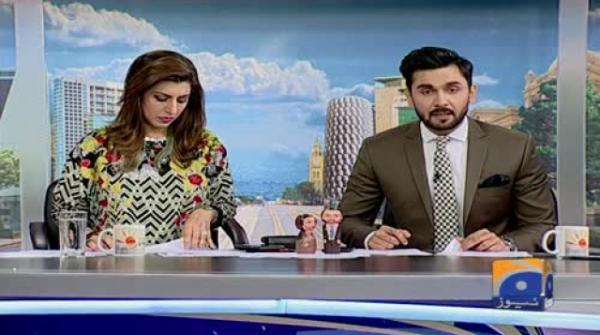 Merit Ke Khilaaf Tainatian - Geo Pakistan