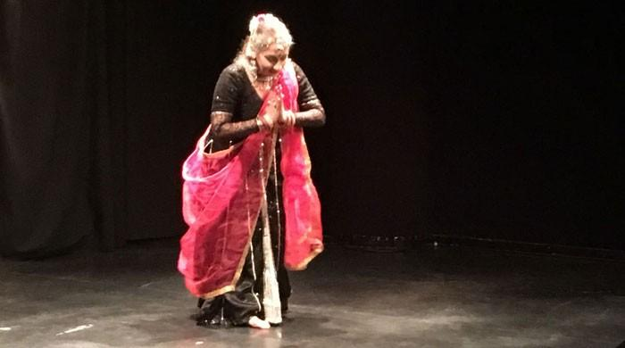 Sheema Kermani captivates audience in Brussels