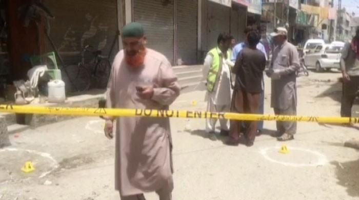 Man, nephew shot dead in Quetta