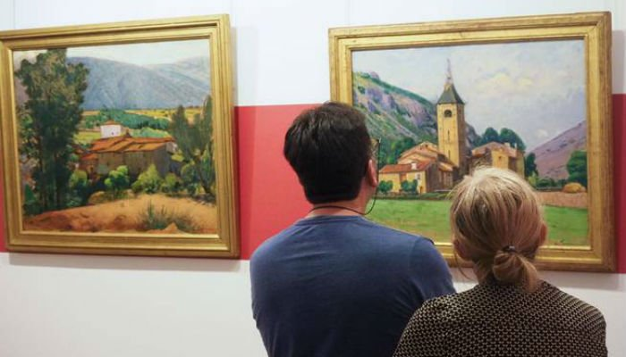Étienne Terrus museum in Elne uncovers fake art in collection