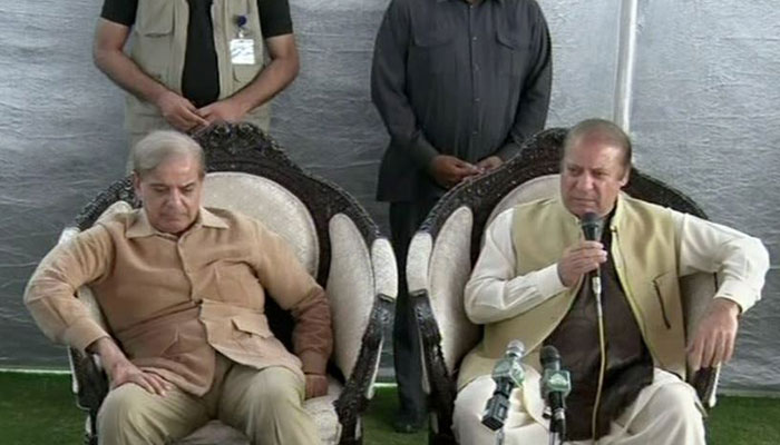 It's regretful that we have not learnt anything from past: Nawaz