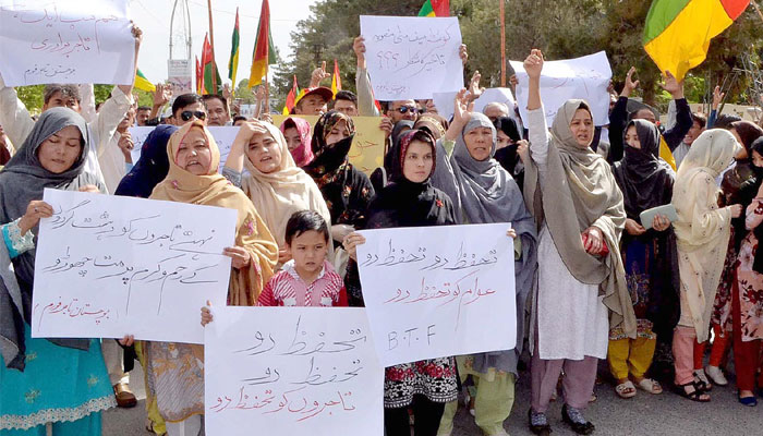 Hazara Community Calls Off All Sit-Ins After Successful Meeting With COAS