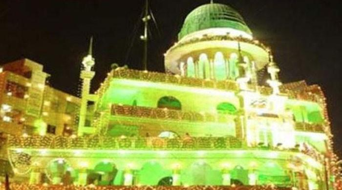 'Shab-e-Barat' observed with reverence, humility across Pakistan