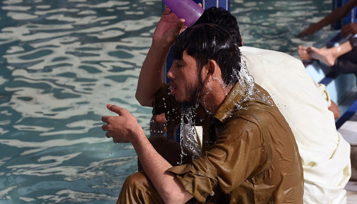 Pakistani city becomes hottest place on earth in April