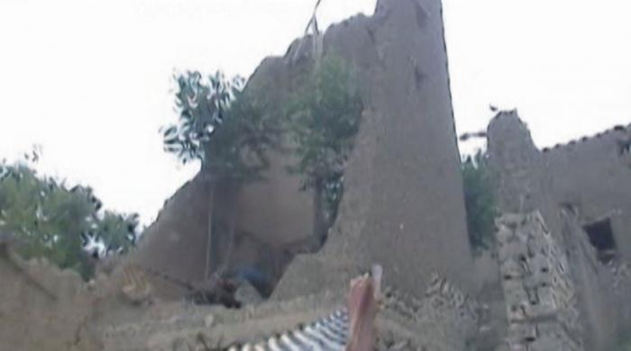 South Waziristan woman runs from pillar to post for 'missing' compensation