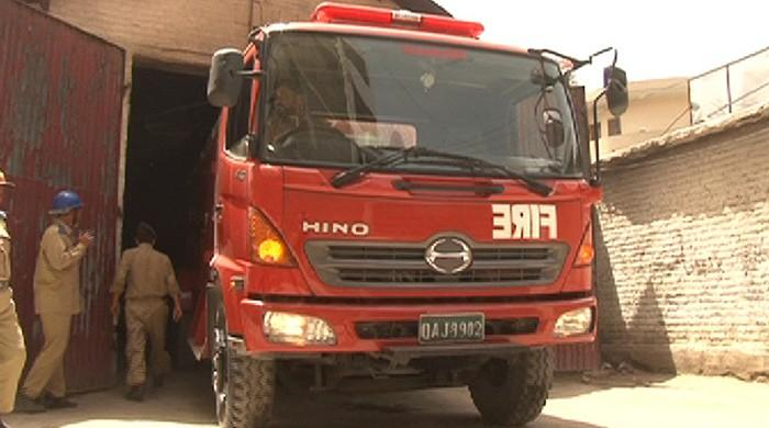 Inadequate services in Quetta become hindrance for firefighters