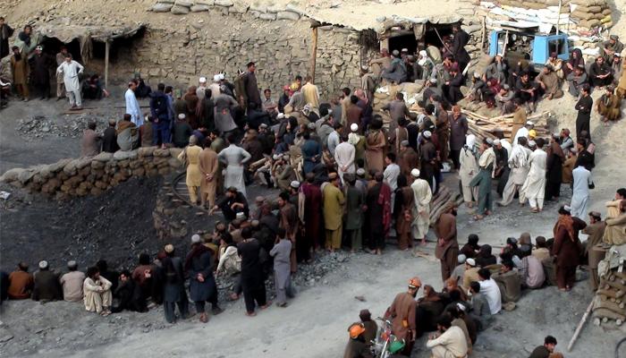 16 killed in Quetta coal mine collapse