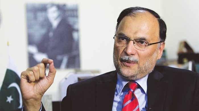 Ahsan Iqbal injured during assassination attempt at Narowal corner meeting