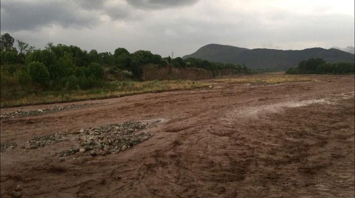 Rain in Kurram's Shalozan village destroys crops, rattles farmers