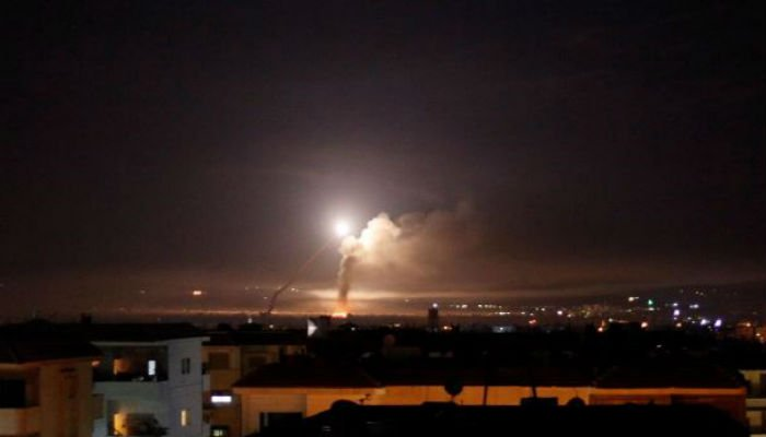 Dozens of rockets fired from Syria on Golan overnight: Monitor
