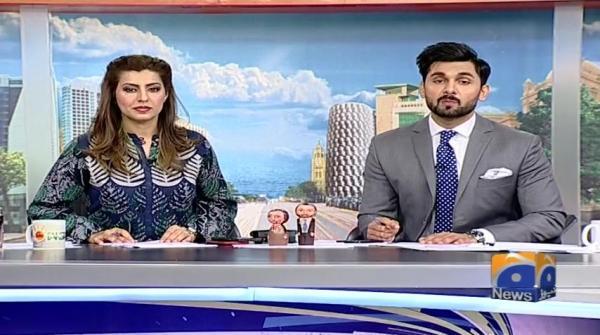 Geo Pakistan - 10 May 2018