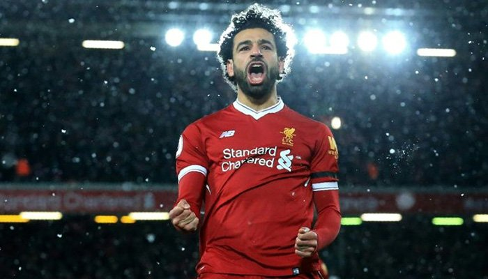 Salah rules out Liverpool exit