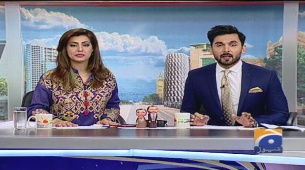 Geo Pakistan - 11 May 2018