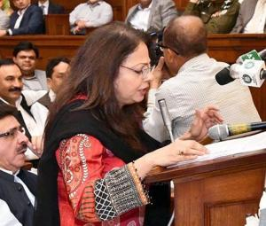 Punjab presents supplementary budget worth Rs856mn for fiscal year 2018-19