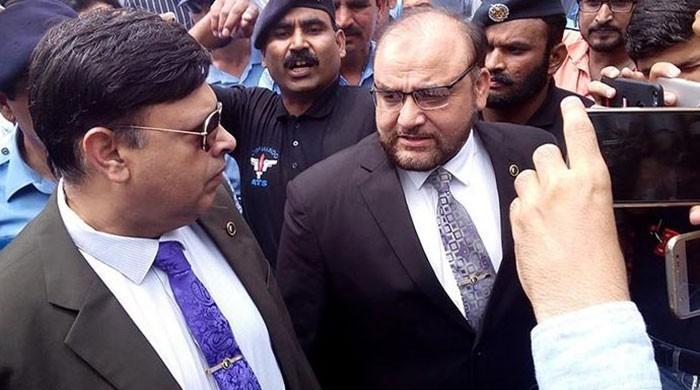 Wajid Zia concludes recording statement in Al Azizia case