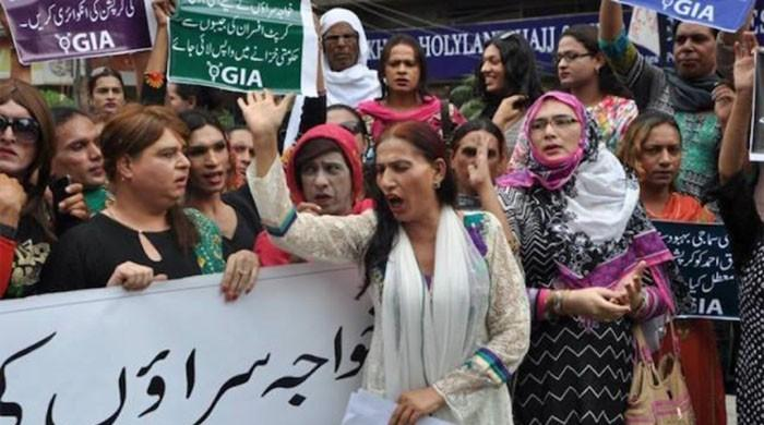 BLOG: Pakistan's landmark transgender bill still doesn't feel like victory