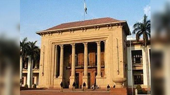Punjab Assembly session adjourned amid opposition's protest over Nawaz statement