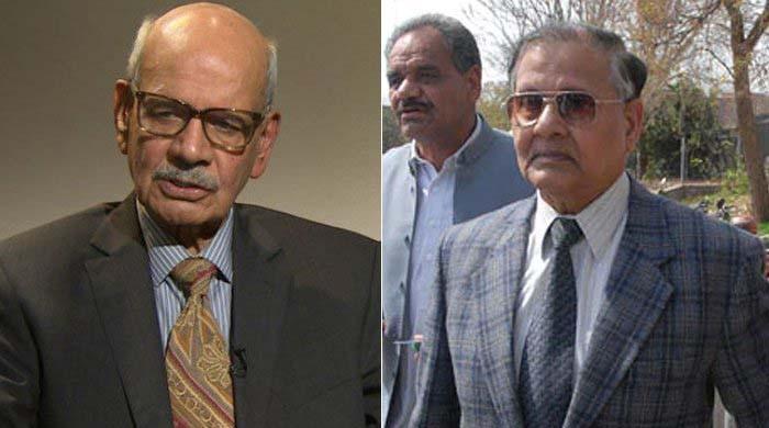 Asghar Khan case: Former COAS, DG ISI appear before FIA investigators