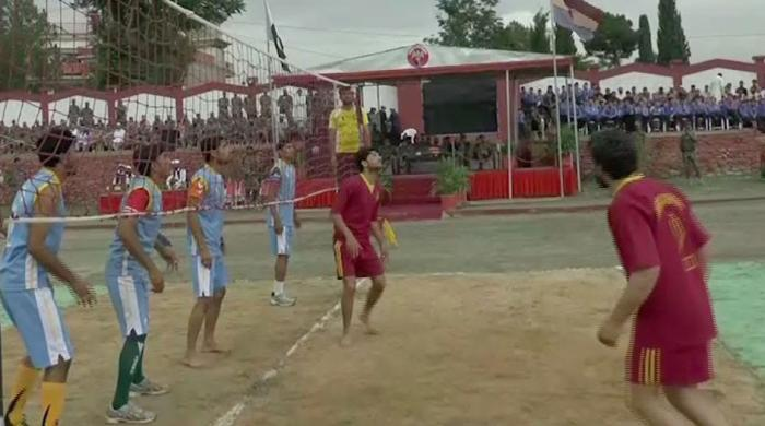 Seven-day volley ball tournament ends in Lower Dir