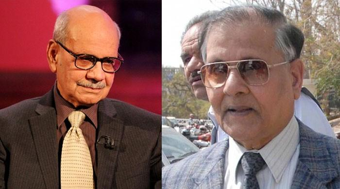 Asghar Khan case: Aslam Beg, Asad Durrani come face to face