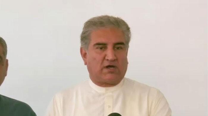 Nawaz's narrative more dangerous than his statement: Shah Mahmood