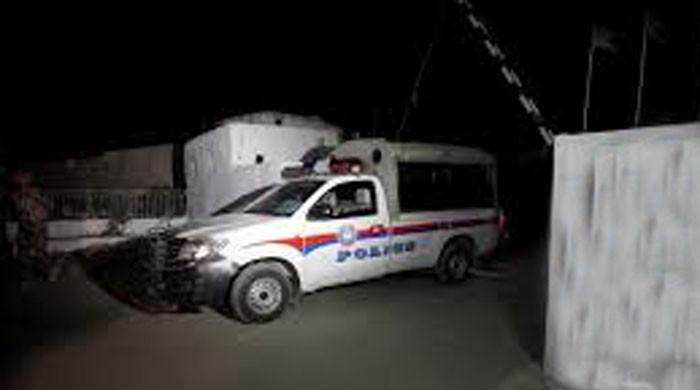 FIR registered over attack on FC office in Quetta