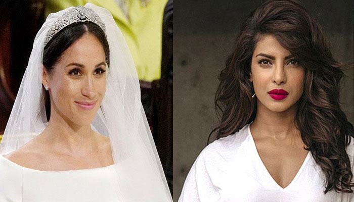 Priyanka Chopra lands in Britain for Royal Wedding, see photos
