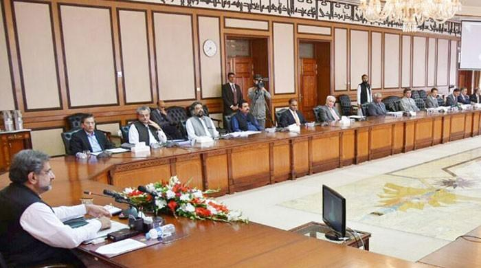 Federal cabinet approves constitutional amendment for KP-FATA merger